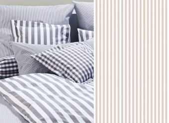 Elegante-Bettwäsche-Classic-Stripes-small-sand