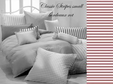 Vorschaubild classic stripes small bordeaux