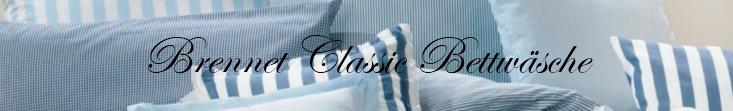 Klassische Bettwäsche Garnituren von Brennet Classic Bettwäsche