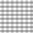 Karo Bettwäsche in der Farbe graphit